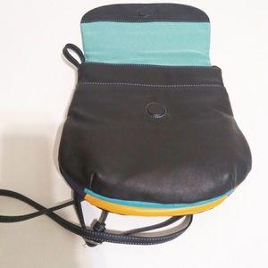 Mywalit Black Crossbody Bag